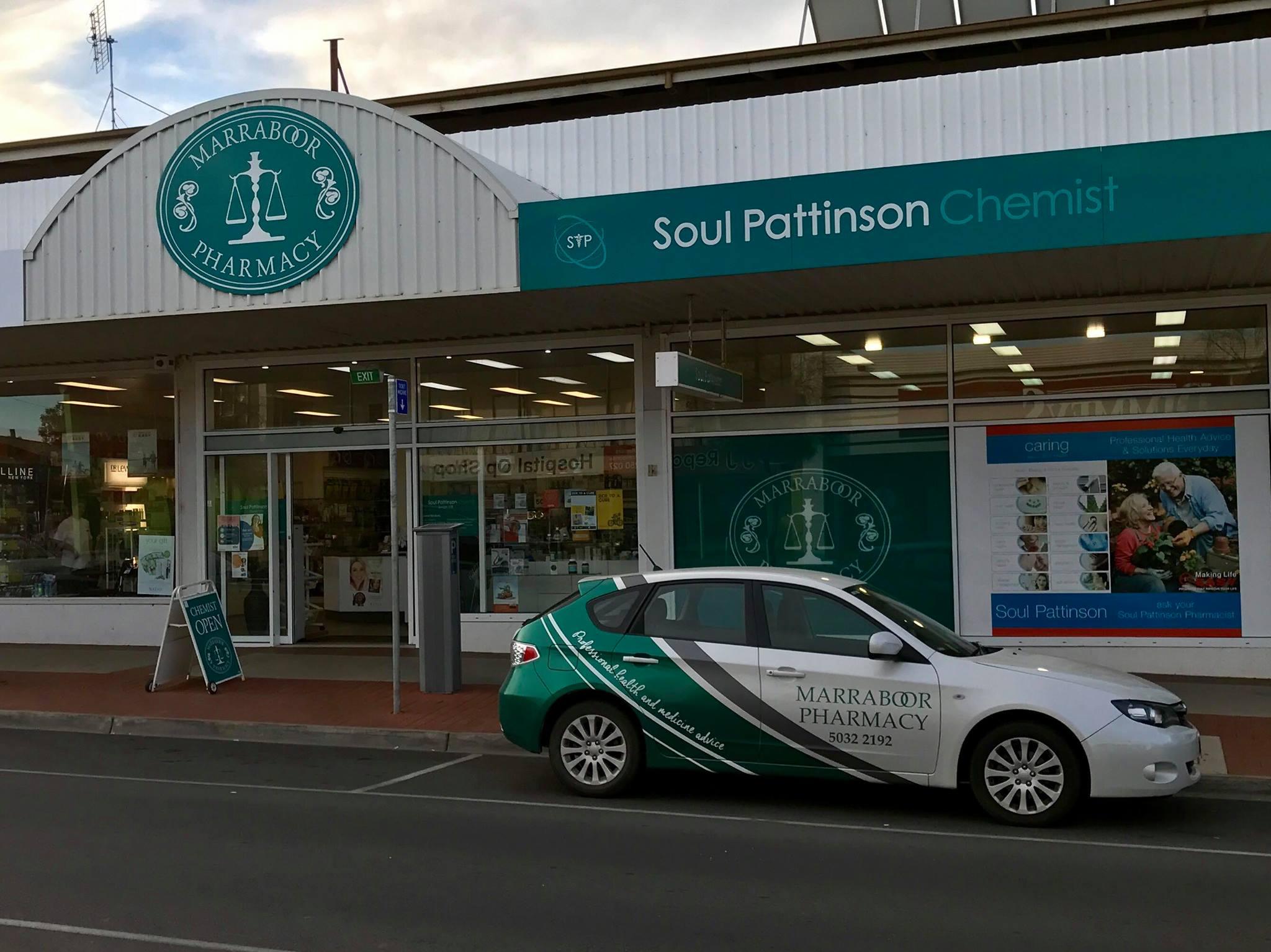 Marraboor Pharmacy