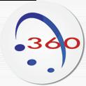 360 Models logo