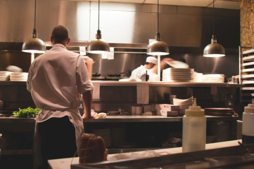 The heart of your restaurant interior design is the kitchen