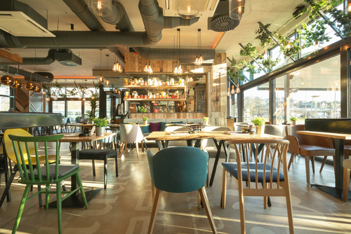 4 Helpful Tips for Your Restaurant Interior Design This 2018