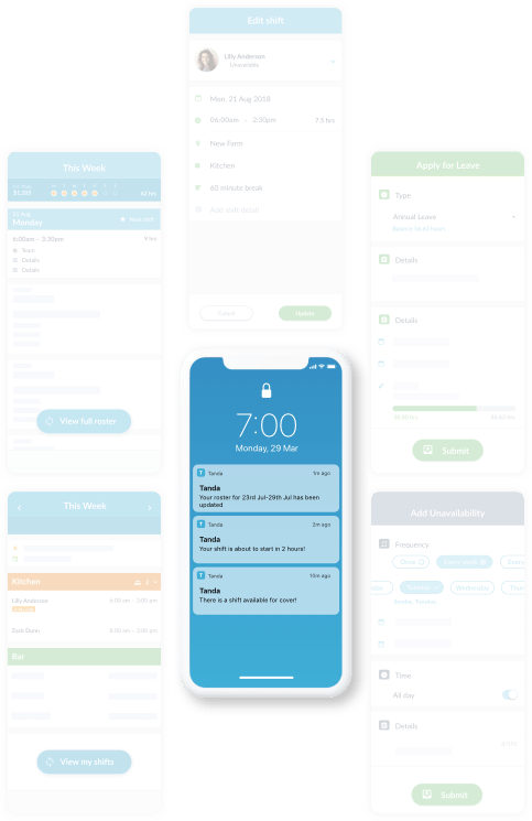 Scheduling App Notifications